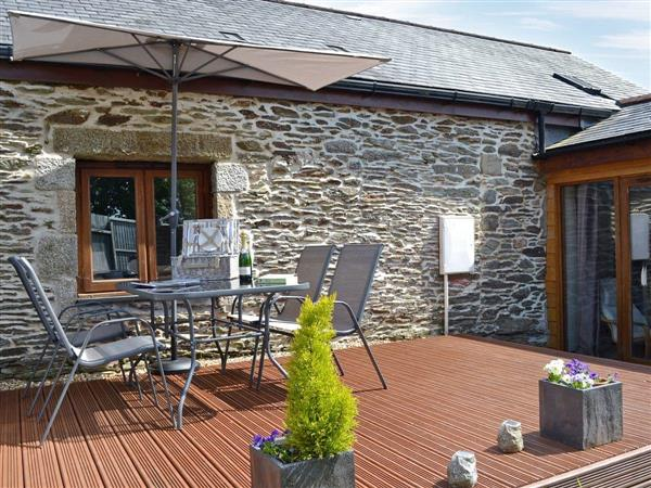 Blackthorn Cottage in Cornwall
