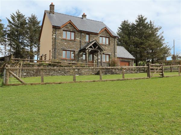 Blaen Henllan in Powys