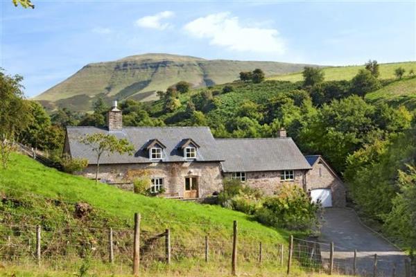 Blaencwm in Powys