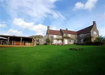 Blagdon View Farmhouse in Avon