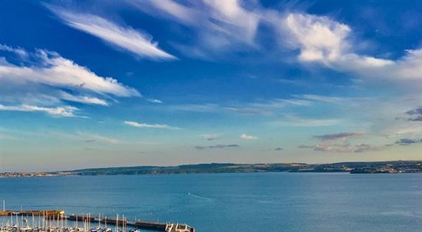 Blue Bay View in Devon