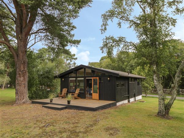 Blue Pine Lodge in Sutherland