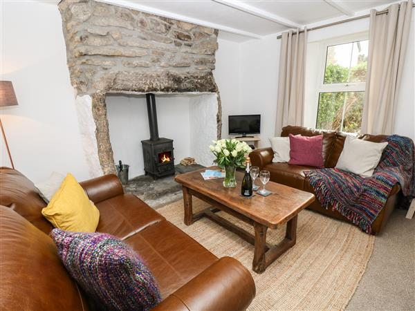 Blue Reef Cottage in Cornwall