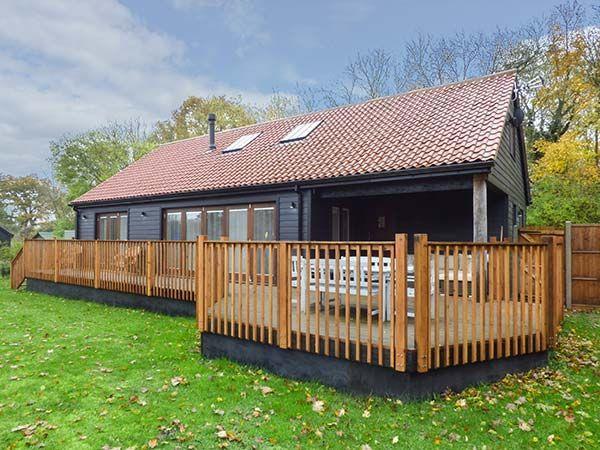 Bluebell Barn in Norfolk