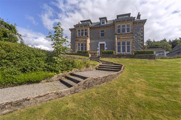 Blythswood House, Argyll