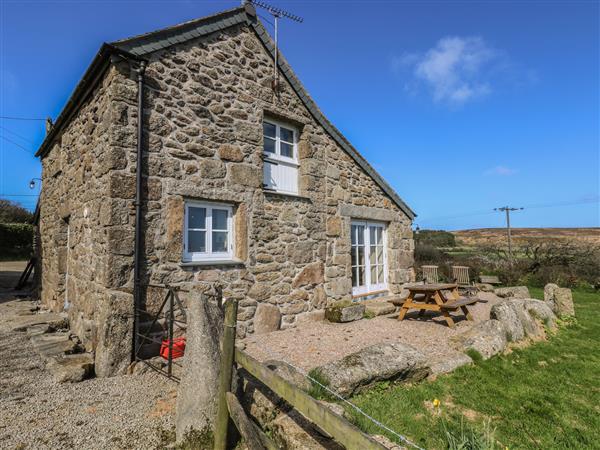 Boar's House in Cornwall
