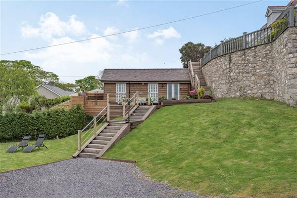 Bod Erw Lodge in Denbighshire