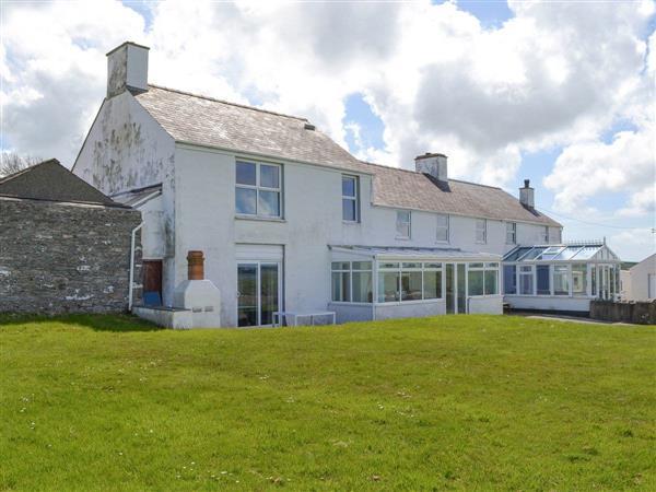 Bodlasan Groes - Bodlasan Groes House in Gwynedd