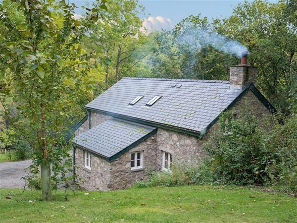 Bodnant Estate - Bryn Derw in Clwyd