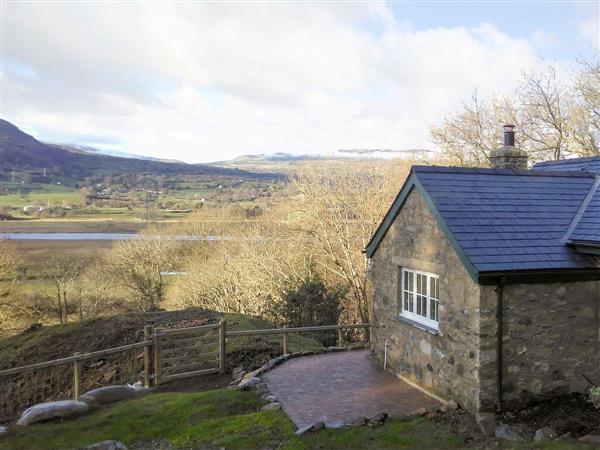 Bodnant Estate - Minafon in Gwynedd