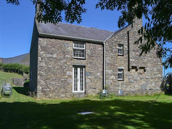 Bodwi Isaf in Gwynedd