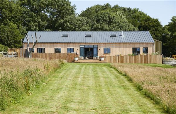 Bokes Barn in Hawkhurst, Kent