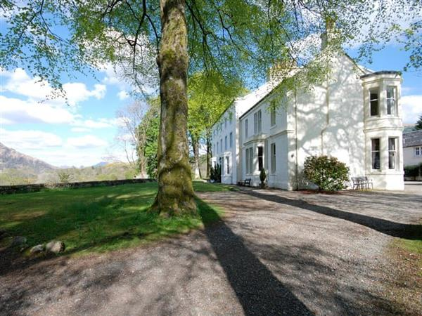 Bonawe House - Edwardian Wing from Cottages 4 You