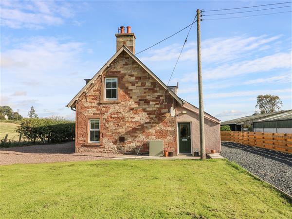 Bonjedward Mill Farm Cottage in Roxburghshire