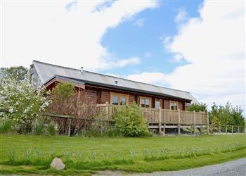 Bonnie View Lodge in Aberdeenshire