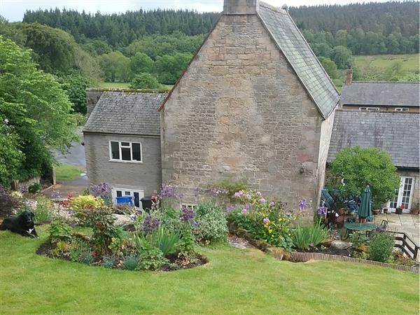 Bonny Barn in Northumberland