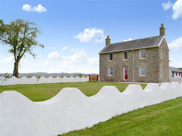 Bonshawside Farmhouse in Dumfriesshire