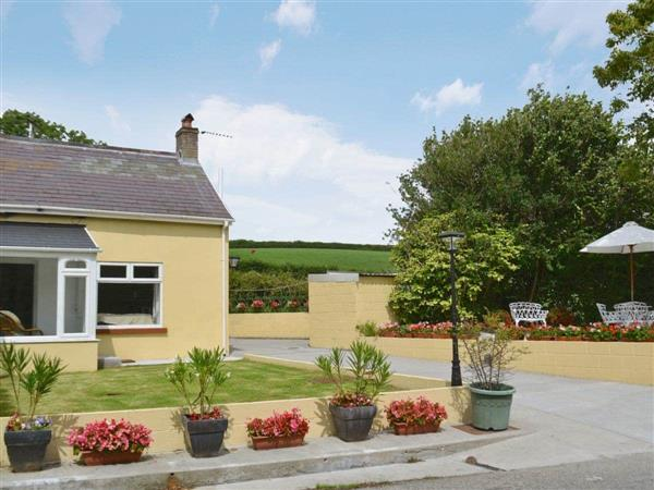 Bont Cottage in Dyfed