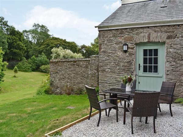 Borough Farm House - Cider Press Cottage in Cornwall