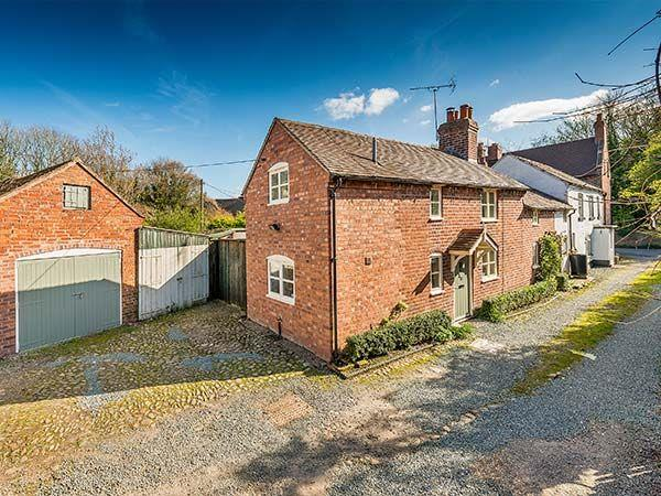 Borrowers Cottage in Shropshire