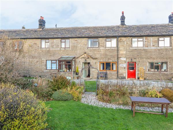 Boshaw Cottage in West Yorkshire