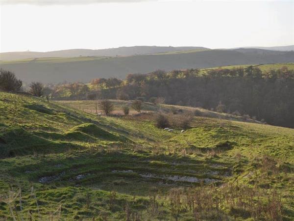 Boskin Cottage in Derbyshire