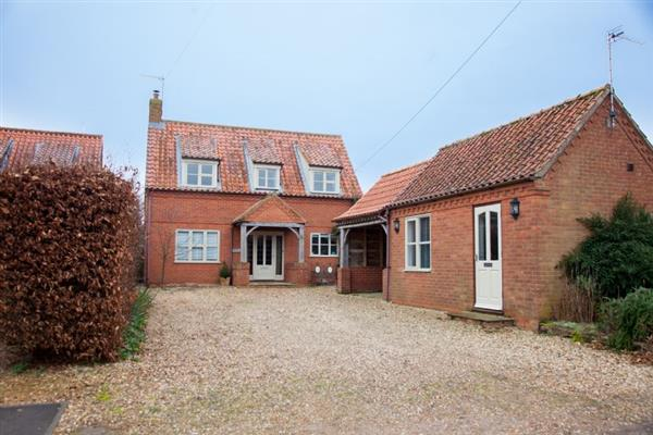 Bosky House from Norfolk Hideaways