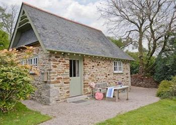 Bosloe Country House - The Bothy in Cornwall