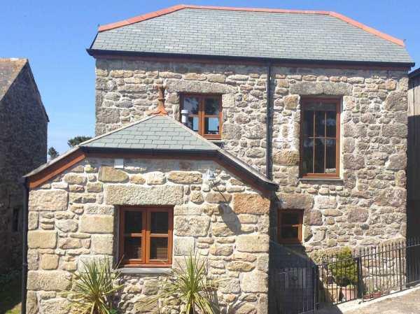 Bosorne Hayloft in Cornwall