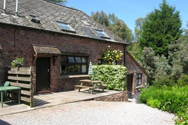 Bossington Cottage in Near Dunster, Somerset
