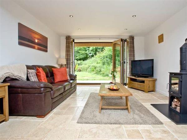 Boundary Cottage in Devon