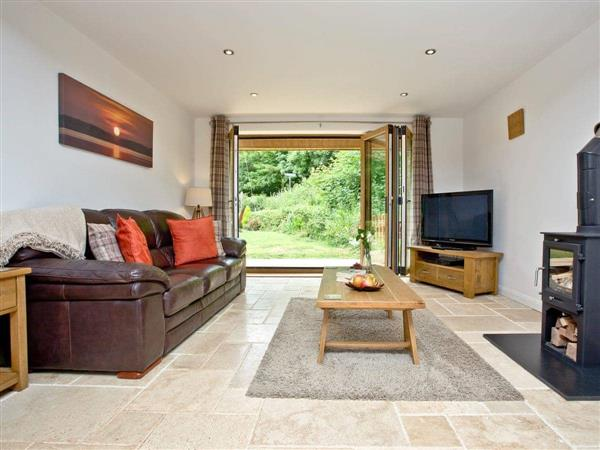 Boundary Cottage in Torquay, Devon