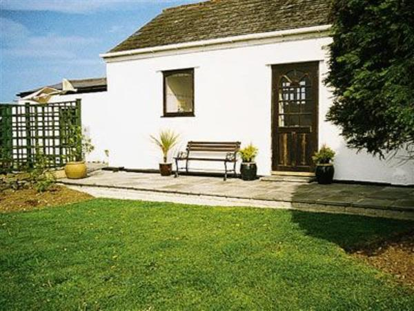 Bowling Green Farm Cottage in Cornwall