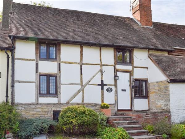 Boxwood Cottage in Warwickshire