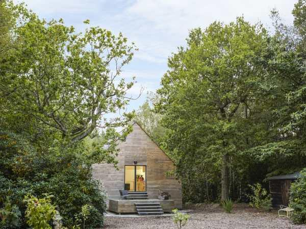 Boxwood Retreat in East Sussex