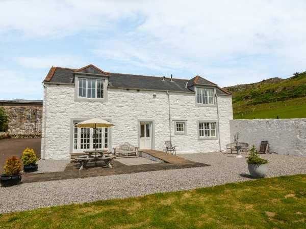 Bracken Holiday Cottage in Kirkcudbrightshire