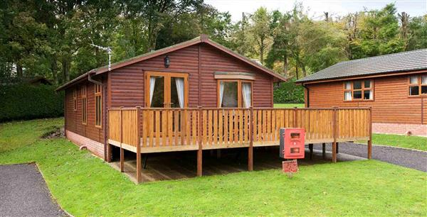 Bracken Lodge, Cornwall