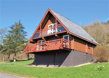 Bracken Lodge in Kirkcudbrightshire