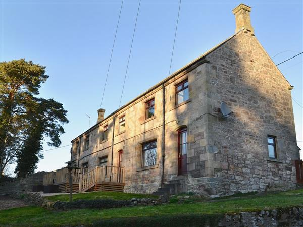 Bradford Farm Cottages - Daisy Cottage in Northumberland