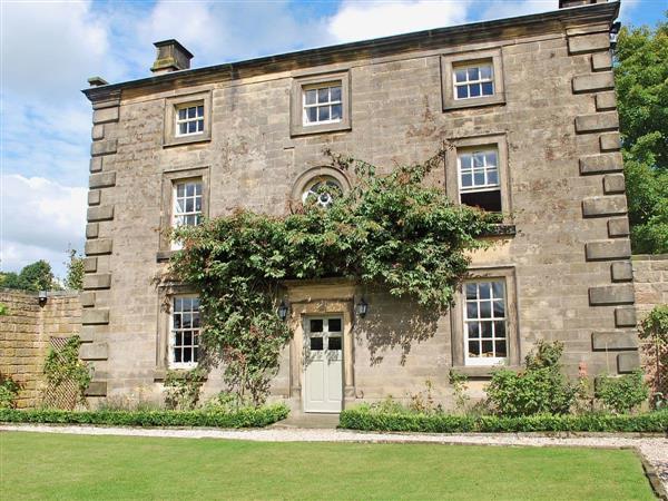 Bradley Hall in Derbyshire