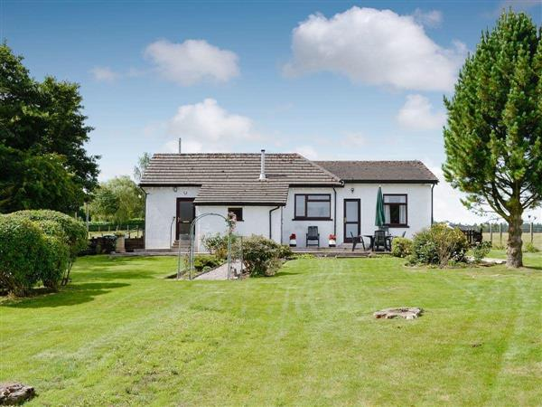 Brae Cottage in Dumfriesshire