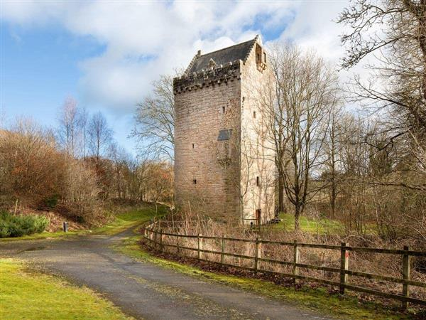 Braidwood Castle - Braidwood Castle in Lanarkshire