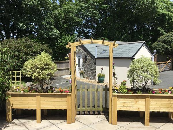 Bramble Barn in Cornwall