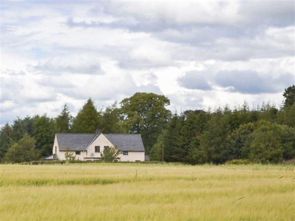 Bramble Cottage in Perthshire