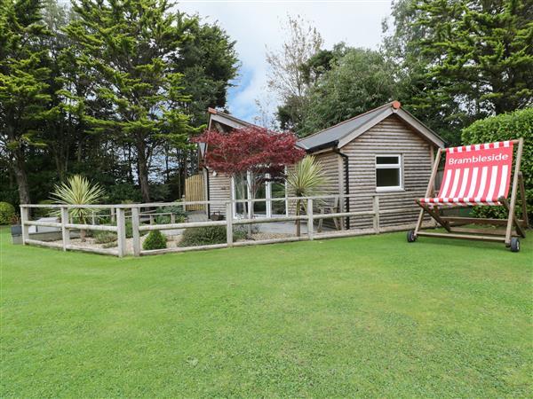 Brambleside Lodge in Cornwall
