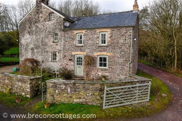 Bramley Cottage in Powys