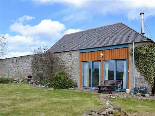 Brankies Holiday Cottage in Aberdeenshire