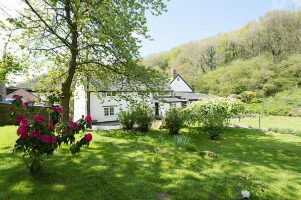 Bratton Mill Cottage in Bratton Fleming, Devon