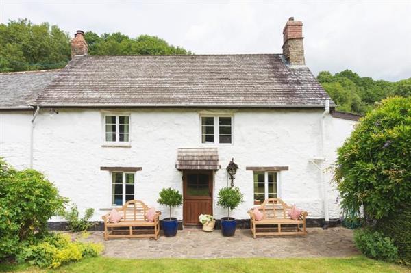 Bratton Mill Farmhouse in Bratton Fleming, Devon