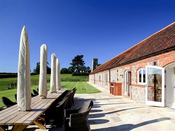 Brazenhall Barns - Brazenhall Lodge in Dunton, near Fakenham, Norfolk